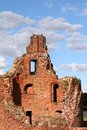 Malbork medieval castle Stock Photography