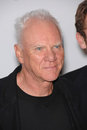 Malcolm McDowell Royalty Free Stock Photo