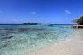 Maldivian island Royalty Free Stock Image