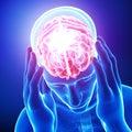 Cerebro dolor