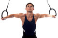 Male Gymnast Stock Photos