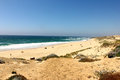 Malhao beach alentejo portugal at Royalty Free Stock Photography