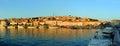 Mali Losinj waterfront and harbor, Island of , Dalmatia, Croatia Royalty Free Stock Photo