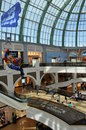 Mall of the Emirates in Dubai, UAE Royalty Free Stock Photography