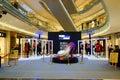Mall shopping mall interior Royalty Free Stock Photo