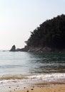 Mallipo Beach, South Korea Stock Photos