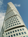Malmo - Turning Torso Stock Photography