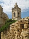Malta Church Royalty Free Stock Photo