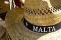 Image : Malta hat  and
