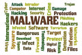 Malware Royalty Free Stock Photo