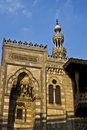 Mamluk Mosque in Cairo Stock Photos