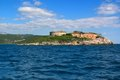 Mamula fortress Stock Photography