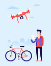 Man-copter-bicycle copy