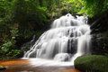 Man Daeng Waterfall Royalty Free Stock Photography