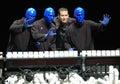 Man för grupp för berlin blue Fotografering för Bildbyråer