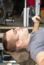 Man fitness exersise Royalty Free Stock Photography