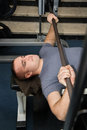 Man fitness exersise Stock Images