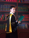 Man graduation Royalty Free Stock Photos