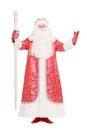 Man In Santa Claus Suit
