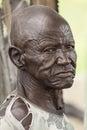 Man in South Sudan