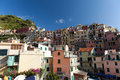 Manarola Royalty Free Stock Image