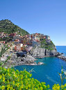 Manarola,Cinque Terre Royalty Free Stock Photo