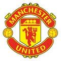 Manchester united logo football club