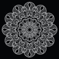 Mandala. Royalty Free Stock Photography