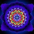 Mandala core