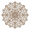 Mandala decorative ethnic circular ornament