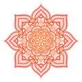 Mandala. Ethnic Round Ornament...