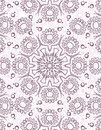 Mandala henna design fashion paisley indian Stock Photos