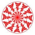 Mandala isolated Pattern