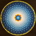 Mandala Is A Sacred Symbol.