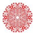 Mandala wit love and water