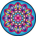 Mandala3 Royalty Free Stock Photos