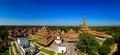 Mandalay palace, Mandalay, Myanmar