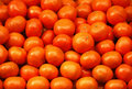 Mandarin heap Royalty Free Stock Photography