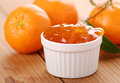 Mandarin jam Royalty Free Stock Photography