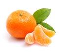Mandarinka oranžový