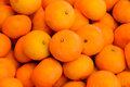 Mandarin Oranges Royalty Free Stock Photo