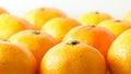 Mandarins background Royalty Free Stock Photo