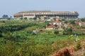 Mandela national stadium uganda in kampala Stock Photography