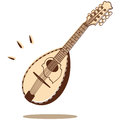 Mandolin Royalty Free Stock Images