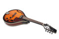 Mandolin color photo of a in country style Royalty Free Stock Photos