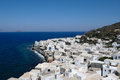 Mandraky, Nisyros, Typical Island in Greece Royalty Free Stock Photo
