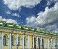 Manege Exhibition Hall in Moscow Royalty Free Stock Images