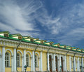 Manege exhibition hall in moscow russia Stock Image