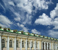 Manege exhibition hall in moscow russia Stock Photography