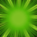 Manga comic book flash explosion radial lines background. Royalty Free Stock Photo